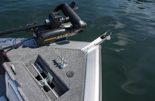 Sportfish Anchorlock and Trolling Motor
