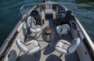 Sportfish Cockpit Table