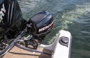 Sportfish Kicker Motor