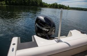 Sportfish SST Stern Deck