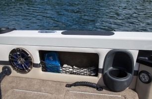Sportfish Port Side Storage