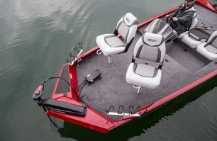 TC 18 Two Seats Dow Deck