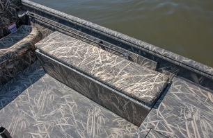 Retriever Bench Seat with Storage
