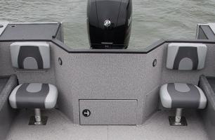 Commander Jump Seats