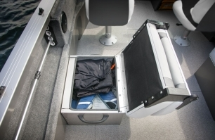 Commander Bench Seat Storage