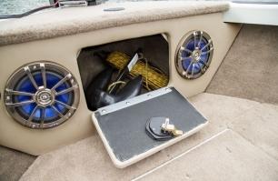 Sportfish Bow Storage Cubby