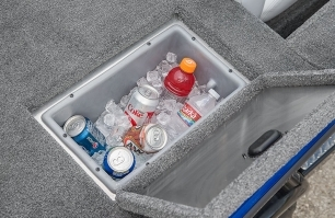 VT Stern Tackle Storage as Cooler