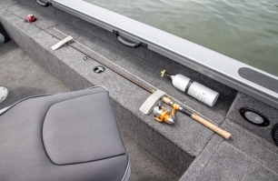 Starboard Rod Locker