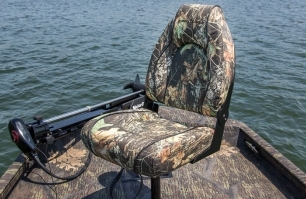 Deluxe Camo Seat