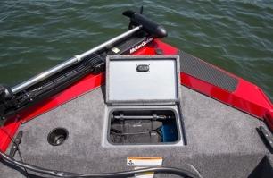 Stick Steer Crappie Boat 1657 Outlook