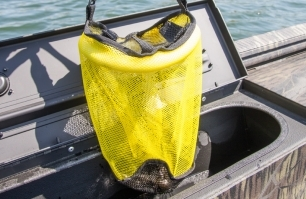 Removable Bait Bag