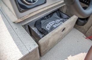 Under Console Storage