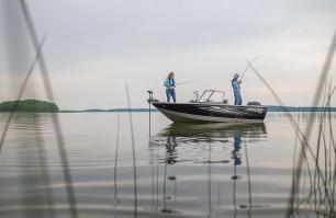 1750 Super Hawk Fishing