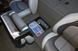 Center Seat Storage