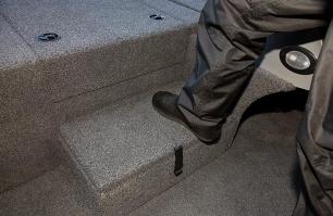 Bow Dry Storage Step (Closed)
