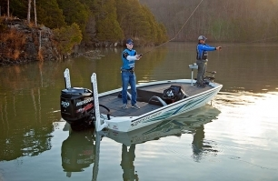 Crestliner S Competition Level Bass Boat Pt 20