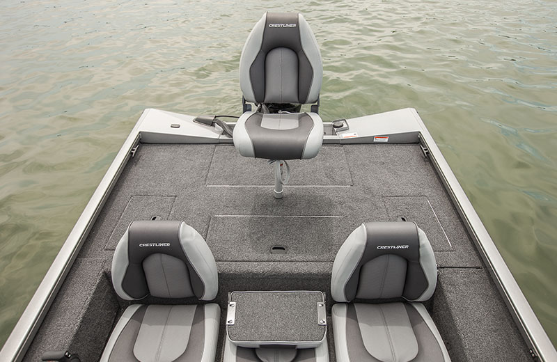 Deluxe Seat in Stern