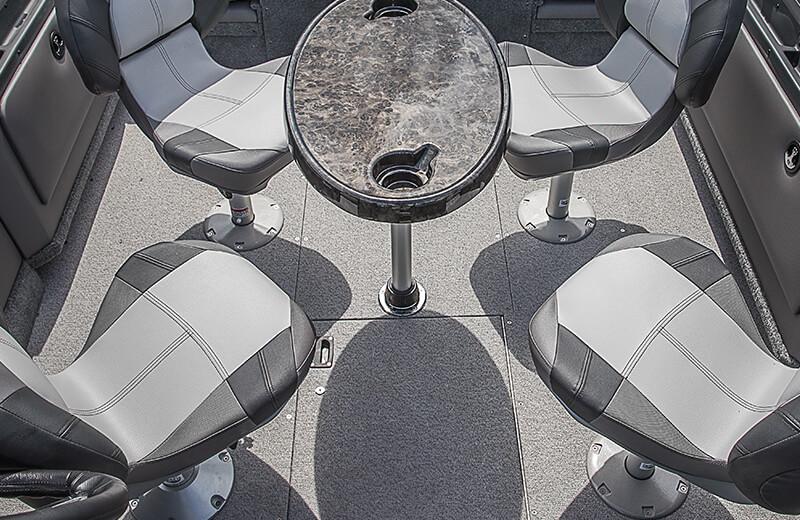 Removeable Cockpit Table