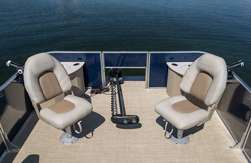 Deluxe Fishing Seats (Tan)