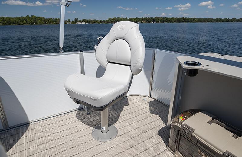 Pro Fishing Seat (Gray)