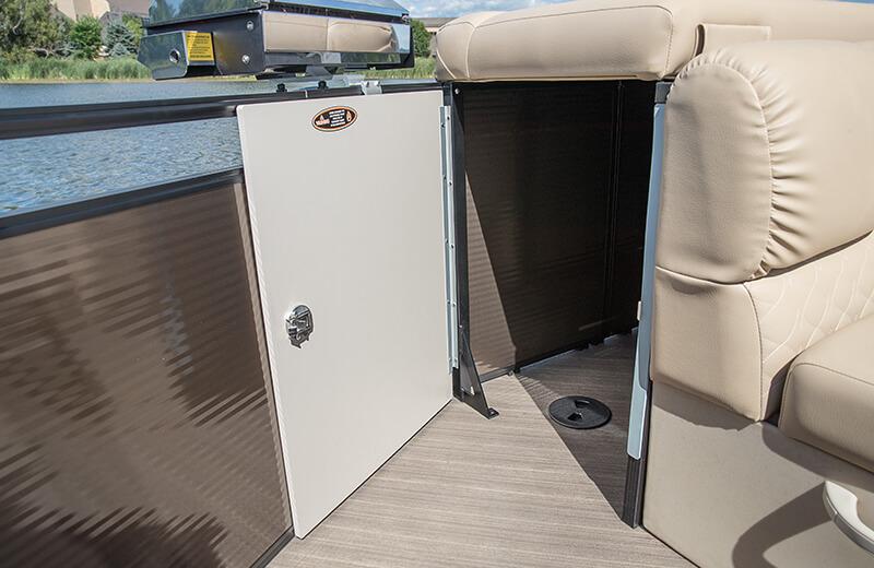 Storage below Sunpad (CS floorplan)