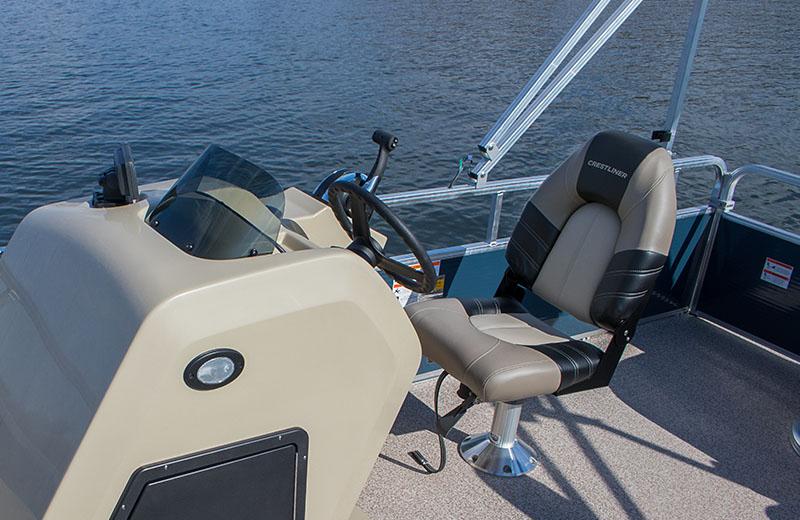 Helm w/Deluxe Seat