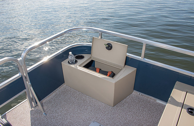 Bow Storage Compartments (FC Only)