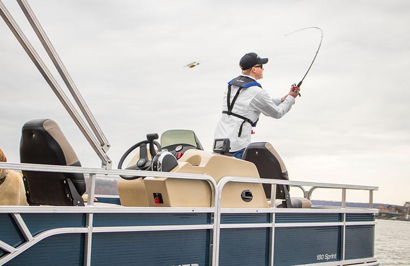 Sprint Fishing 3