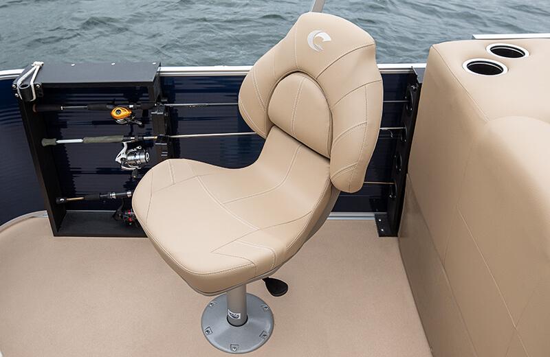 Pro Fishing Seat (Tan)
