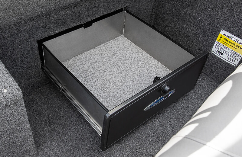 Under Console Storage Drawer