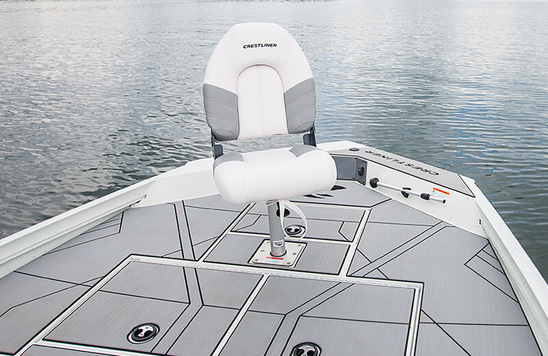 Bow with Deluxe Seat