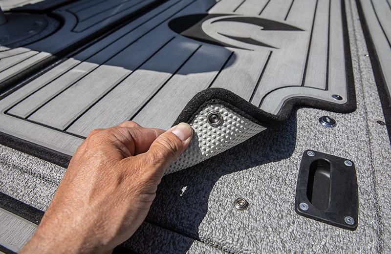 Snap-In MarineMat Flooring