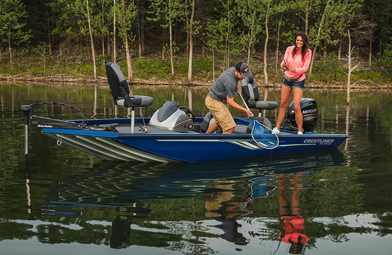 VT 17C Fishing