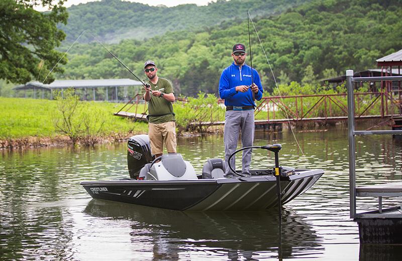 VT 18 Fishing
