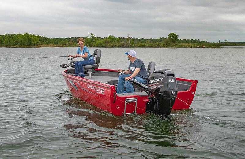 Pro Tiller 1750 Fishing