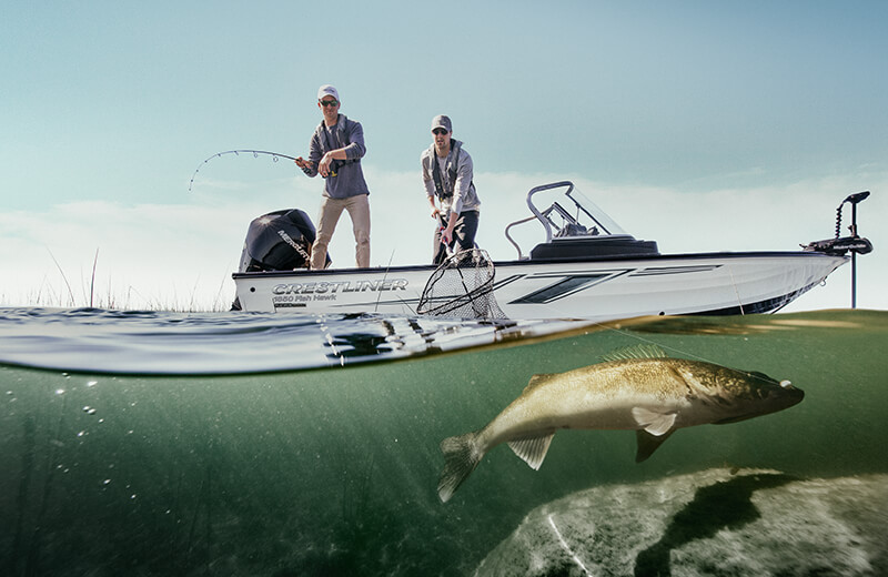 Fish Hawk 1850 Fishing 5