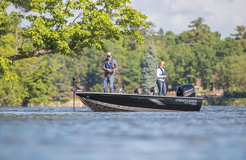 Fish Hawk 1650 SE Fishing