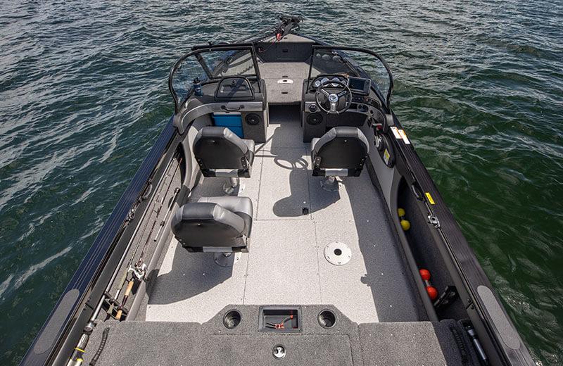 Cockpit & Bow