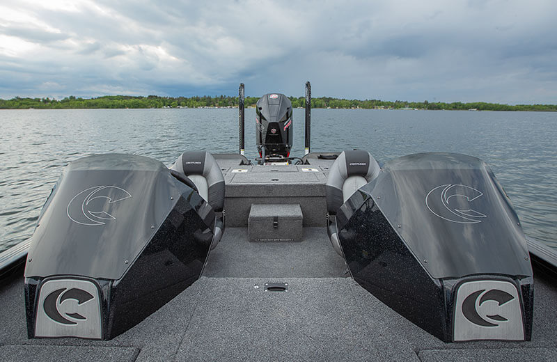 Helm & Port Console