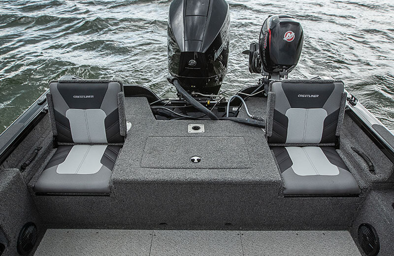 New! Two-Piece Conversion Stern Bench
