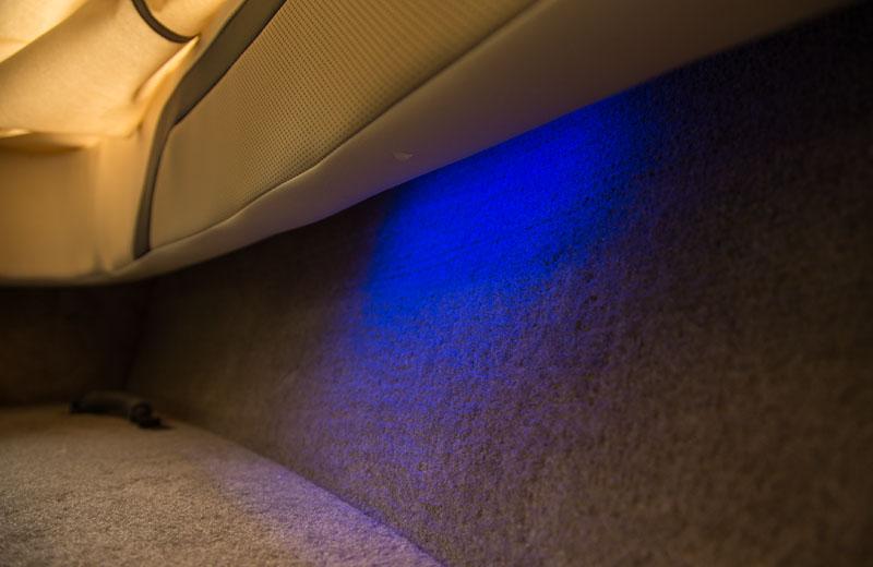 Optional Super Hawk LED Lighting