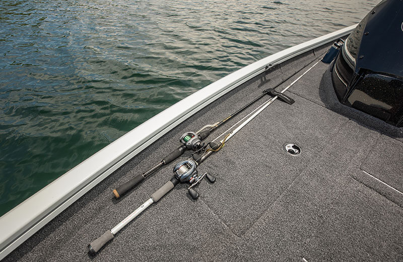 Bow Rod Strap Starboard