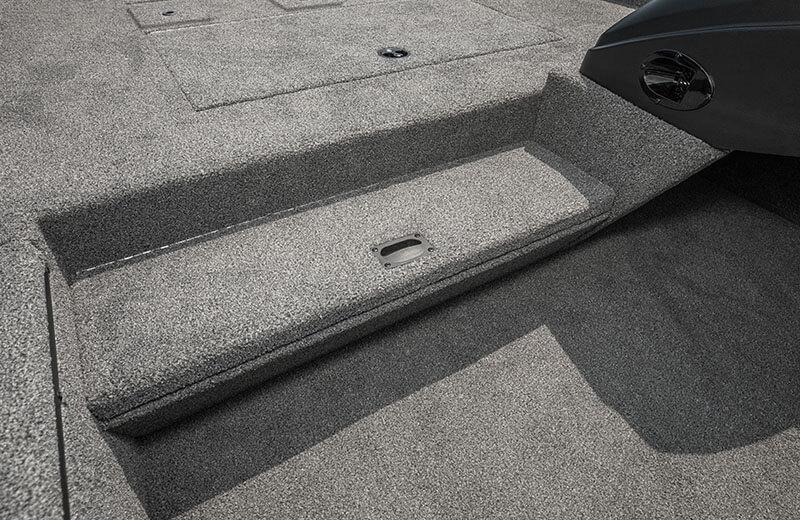 Dry Step Storage
