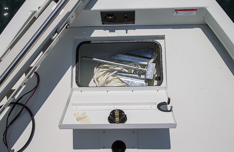 Anchor Locker Storage