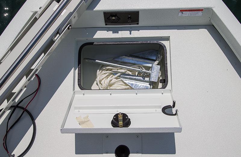 Anchor Locker Storage