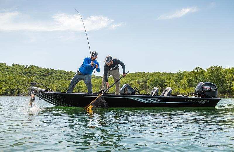 XF 189 Fishing