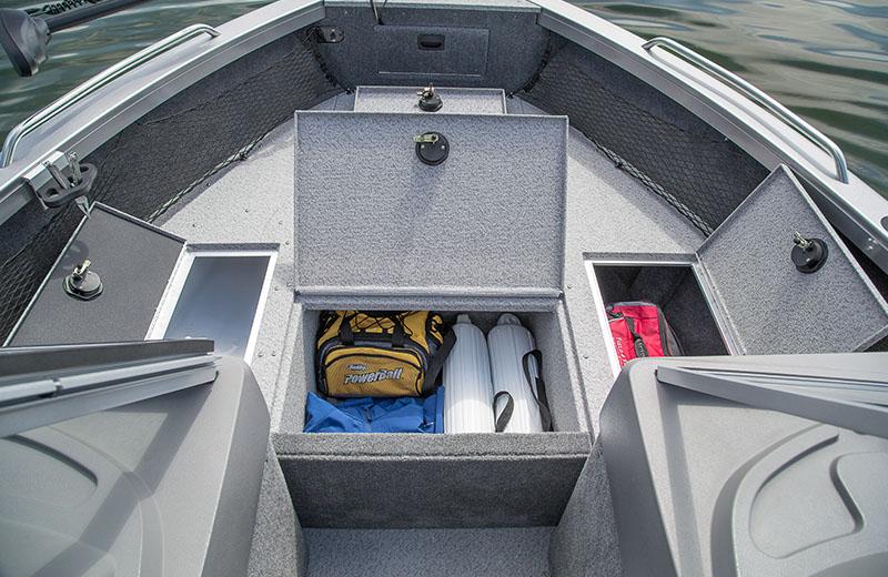 Bow Storage