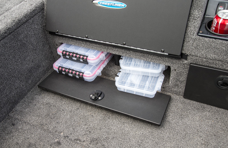 Command Console Tackle Storage Tray