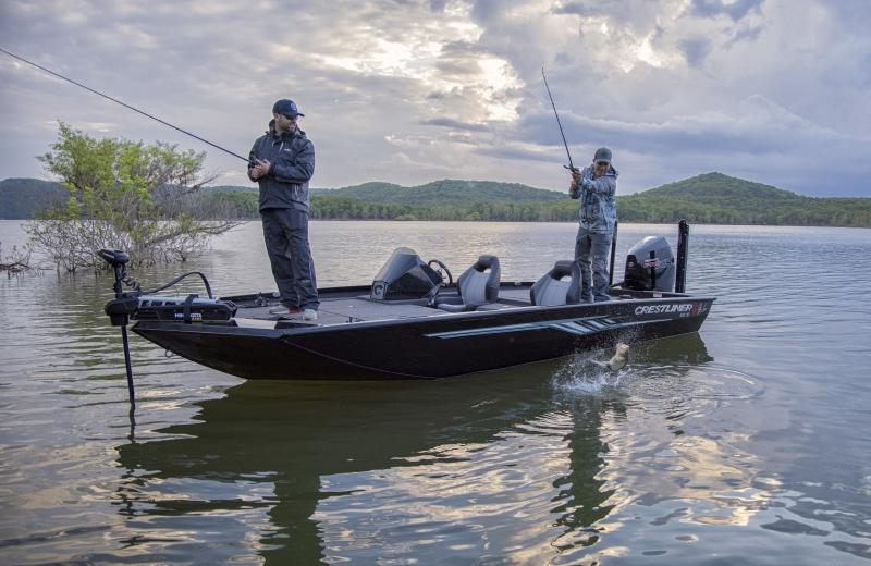 MX 19 Fishing