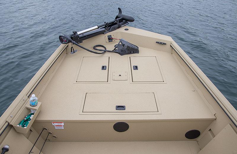 Crestliner 1860 Retriever Sc Cc Aluminum Duck Hunting Boats